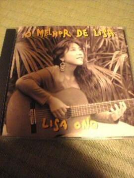 CD:小野リサ/O MELHOR DE LISA 帯無し