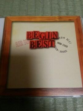 CD BEGIN BEST 1990-2000 帯無し ビギン