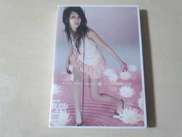 中島美嘉DVD「FILM LOTUS IV 4」●