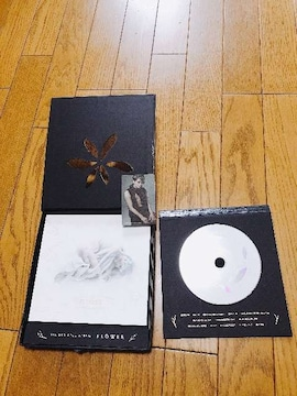 �@ジュンスFLOWER XIA 3RD SOLO ALBUM