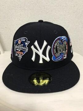 ニュー エラ キャップ 59 Fifty ニューヨーク ヤンキース