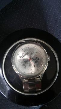 ミッキー ディズニー 腕時計 未開封品 アミューズメント景品