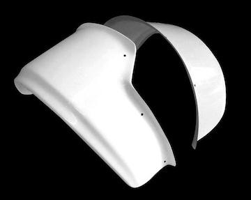 TA03 ジャイロキャノピー ワイドオーバーフェンダー