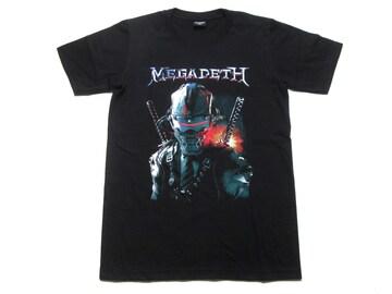 メガデス MEGADETH  バンドTシャツ  446 L