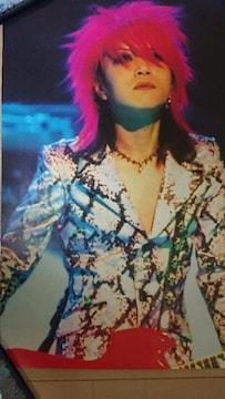 X JAPAN hide ポスター DAHLIA TOUR 1995