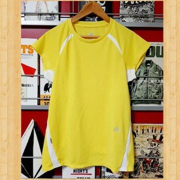 adidas アディダス レディース M CLIMALITE スポーツウェア Tシャツ