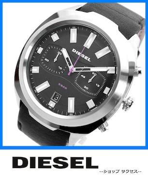 新品 即買い■ディーゼル DIESEL 腕時計 メンズ DZ4499 ブラック