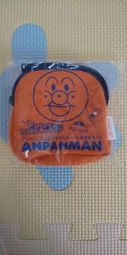 JA共済オリジナルアンパンマンやわらかポーチ 未開封