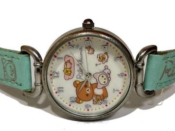 【780円〜】リラックマ 可愛らしい腕時計★