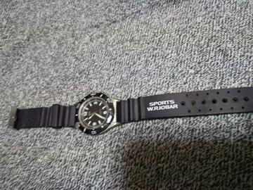 シチズン製スポーツ時計