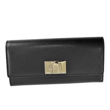 ◆新品本物◆フルラ FURLA 1927 長財布(BK)『PCV0』◆