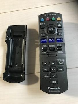 パナソニック ストラーダ リモコン+リモコンホルダー!