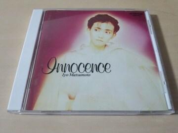 松本伊代CD「イノセンスINNOCENCE」●