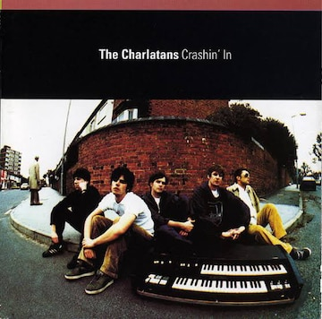 大人気 the charlatans シングル crashin'in