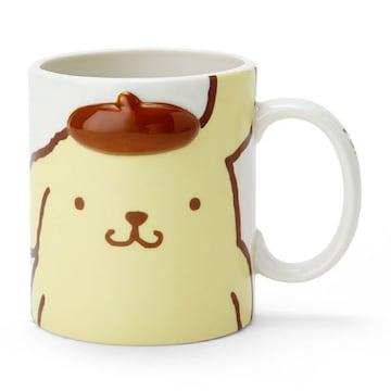 【ポムポムプリン】可愛い電子レンジ・食洗機対応♪マグカップ