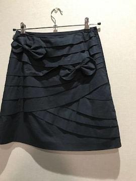 リッチミーニューヨーク!リボン付きスカートサイズ1