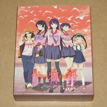 化物語 Blu-ray Disc BOX