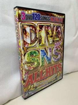 2月発売 DIVA 2019 SNS ALL HITS / I-SQUARE