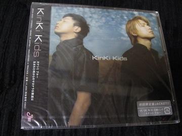 KinKi Kids カナシミブルー 限定ジャケット