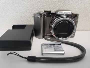 ★OLYMPICS オリンパス SZ-30MR コンパクトデジタルカメラ