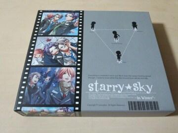 CD「プラネタリウムCD & ゲームStarry☆Sky〜in Winter〜」●