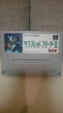 中古 サラブレットブリーダー�U(馬育成) 競馬 スーパーファミコン 1994