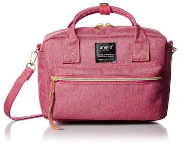 ショルダーバッグ 女性 ピンク