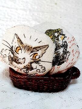 ミニミニ猫のダヤン ハンドメイド