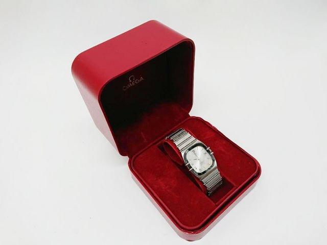 ☆OMEGA☆コンステレーション メンズ クオーツ 腕時計 < ブランドの