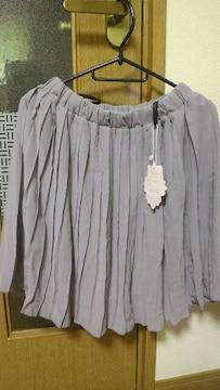 アベイルプリーツスカート新品