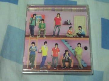 CD+DVD Hey!Say!JUMP Your Seed/冒険ライダー 初回限定盤