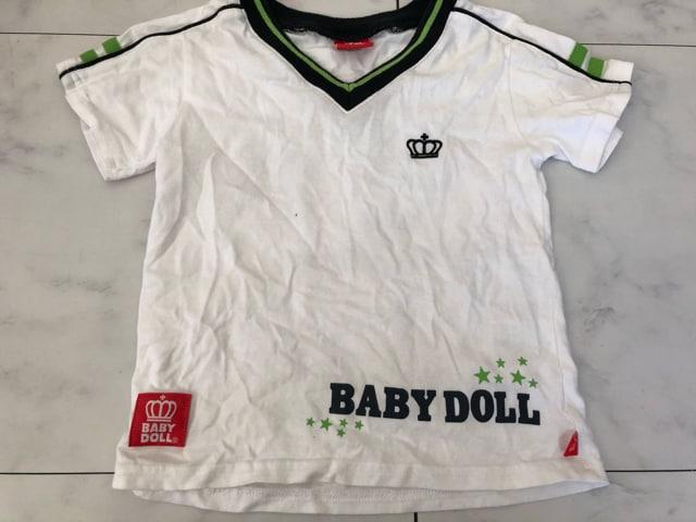 baby doll半袖Tシャツ★90cm★ベビードール  < ブランドの