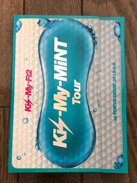 キスマイ Kis-My-MiNT Tour DVD