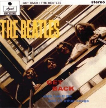 Beatles ビートルズ/Get Back 1970 Rare Mix (1CD)