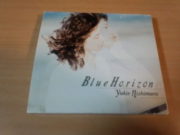 西村由紀江CD「Blue Horizon」●