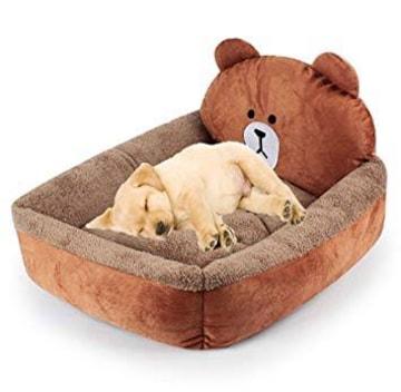 Eternal Wings ペットベッド 冬用 可愛い 猫ベッド 洗える 犬