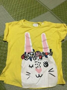 ZARA ベビー ザラベビー 女の子用 Tシャツ 104cm