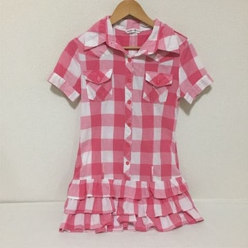 チェックシャツ☆チュニック