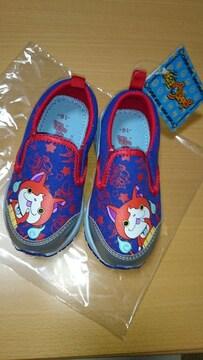 新品★妖怪ウォッチ★ジバニャン靴★16cm