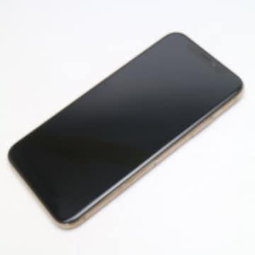 ●新品同様●DoCoMo iPhoneXS 512GB ゴールド●本体 白ロム●