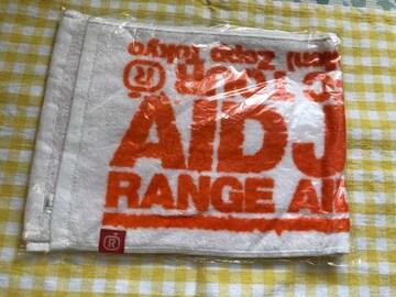 574☆ORANGE RANGE@オレンジレンジ@タオル@オレンジ