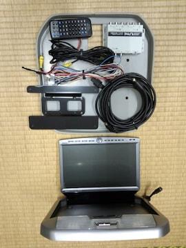 アルパイン TMX-R1000 10.2インチ 新品時の液晶保護フィルム貼ったまま
