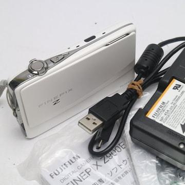 ●安心保証●超美品●FinePix Z900EXR ホワイト●
