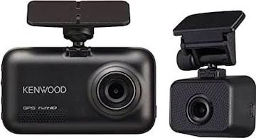 KENWOOD(ケンウッド) 前後撮影対応2カメラドライブレコーダー DR