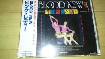 廃盤新品!ピンクレディー「BLOOD NEW / PINK LADY」(1987年発売)
