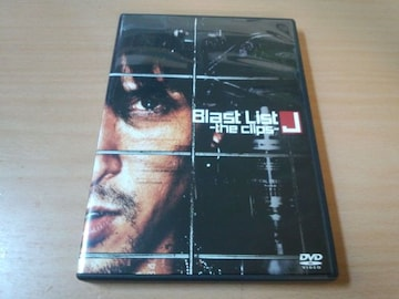J DVD「Blast List -the clips-」LUNA SEA●