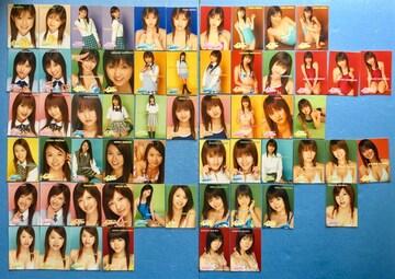 アバンギャルド タレント カード 59枚 セット 小倉優子 トレカ