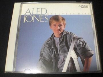 アレッド・ジョーンズCD GREATEST HITS廃盤