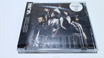 新品同様KAT-TUN SIGNAL初回盤