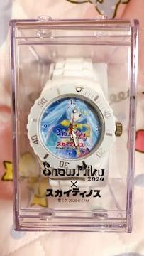 初音ミク 腕時計